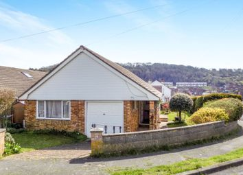 Thumbnail 3 bed detached bungalow for sale in Wellington Road, Newhaven