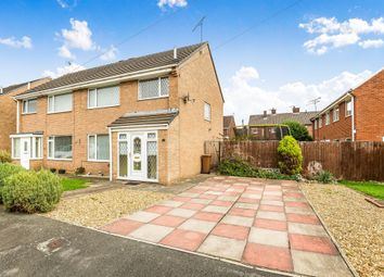 Thumbnail 3 bed semi-detached house for sale in Sandwood Avenue, Broughton, Chester