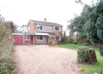 Thumbnail 3 bedroom detached house for sale in Mill Common, Blaxhall, Woodbridge