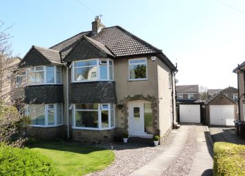 Thumbnail 3 bed semi-detached house for sale in Otley Road, Bingley