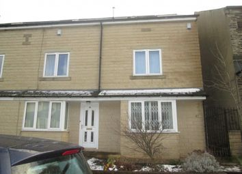 Thumbnail 3 bed town house to rent in Lister Avenue, East Bowling