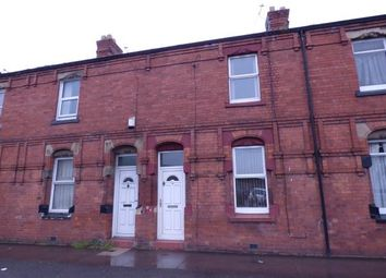 Thumbnail 2 bed terraced house to rent in Currock Street, Carlisle