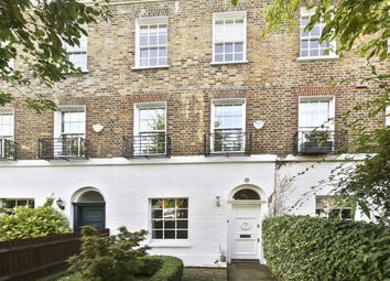 Thumbnail 4 bedroom terraced house to rent in St Johns Wood Terrace, London