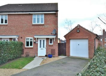 Thumbnail 2 bed end terrace house for sale in Isabella Close, King's Lynn