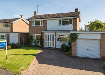 Thumbnail 4 bed detached house for sale in Parkfield, Stillington, York