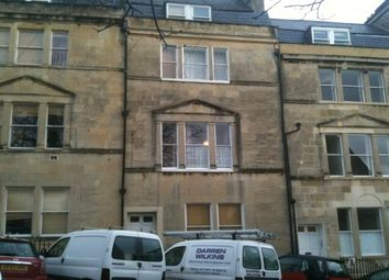 Thumbnail 4 bed flat to rent in Burlington Street, Bath