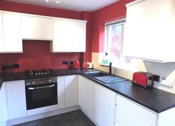 Thumbnail 2 bed end terrace house for sale in Hudson Road, Rugby