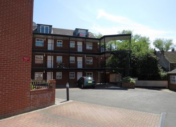 Thumbnail 2 bed flat for sale in The Cloisters, Lincoln