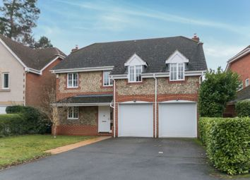 Thumbnail 5 bedroom detached house to rent in Ridgewood Drive, Frimley, Camberley