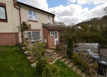 Thumbnail 3 bed end terrace house to rent in Meadow Halt, Ogwell, Newton Abbot, Devon.