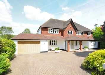 Thumbnail 5 bed detached house to rent in Sandy Lodge Road, Moor Park