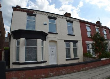 Thumbnail 6 bed terraced house to rent in Salisbury Road, Wavertree