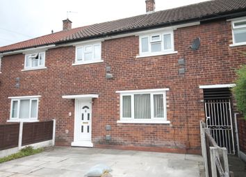 Thumbnail 3 bed terraced house to rent in Brookhouse Avenue, Eccles, Manchester