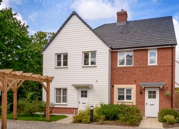 Thumbnail 3 bed semi-detached house for sale in Harry Saunders Lane, Repton Park, Ashford
