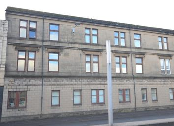 Thumbnail 2 bed flat for sale in Bruce Street, Clydebank
