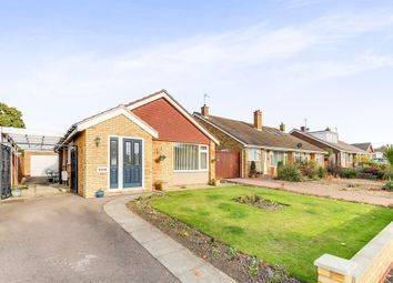 Thumbnail 2 bed detached bungalow for sale in Stancliffe Road, Bedford