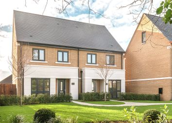 Thumbnail 4 bed semi-detached house for sale in Orchard Lane, East Molesey, Surrey