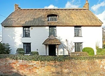 Thumbnail 4 bed detached house to rent in Old Manor Cottage, 10 Lower Road, Edington, Wiltshire