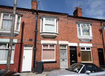 Thumbnail 2 bedroom terraced house for sale in Dunster Street, Leicester