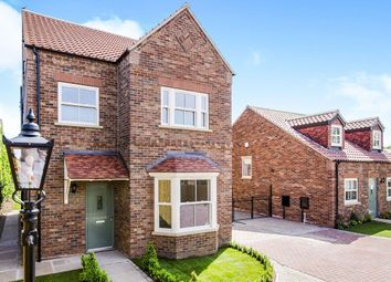 Thumbnail 5 bed detached house for sale in Wheatsheaf Court, Hambleton, Selby