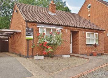 Thumbnail 2 bed bungalow for sale in All Saints Close, Goxhill, Barrow-Upon-Humber