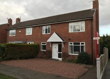 Thumbnail 2 bed semi-detached house for sale in Lancaster Road, Wilmslow, Cheshire