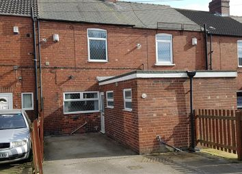 Thumbnail 3 bedroom end terrace house for sale in Holgate Avenue, Fitzwilliam, Pontefract