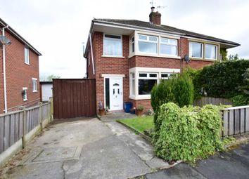 Thumbnail 3 bed semi-detached house for sale in Danes Close, Kirkham, Preston