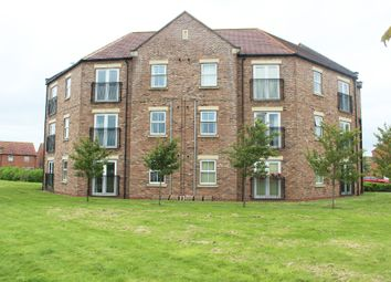 Thumbnail 1 bedroom flat for sale in Honeysuckle House, Larch Road, Selby