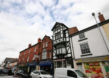 Thumbnail 1 bedroom flat to rent in Brook Street, Chester