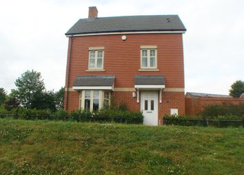 Thumbnail 3 bed detached house for sale in Hobbis Croft, West Heath