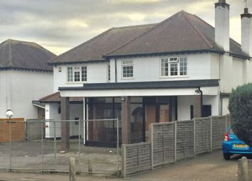 Thumbnail 5 bed detached house for sale in Hatfield Road, St Albans