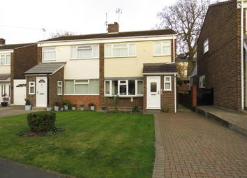 Thumbnail 3 bed semi-detached house for sale in Capel Road, Rayne, Braintree