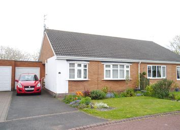 Thumbnail 2 bed semi-detached bungalow to rent in Fairney Edge, Ponteland, Newcastle Upon Tyne