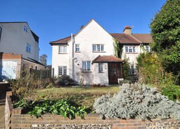 Thumbnail 4 bed semi-detached house to rent in Blenheim Park Road, South Croydon