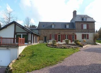 Thumbnail 4 bed property for sale in 14340, Cambremer, Fr