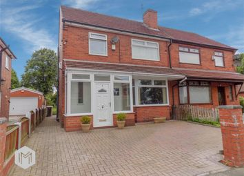 Thumbnail 3 bed semi-detached house for sale in Lynsted Avenue, Bolton, Great Lever, Lancashire
