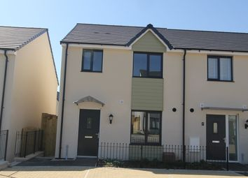 Thumbnail 3 bed end terrace house to rent in Pennycross Close, Peverell, Plymouth
