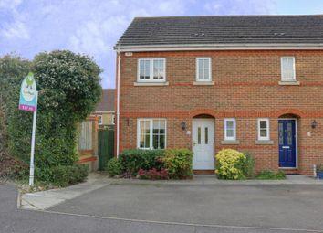 Thumbnail 3 bedroom semi-detached house for sale in Hathaway Gardens, Basingstoke