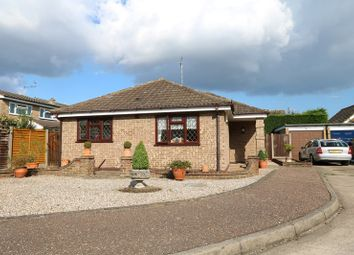 Thumbnail 2 bed detached bungalow for sale in Marlin Close, Benfleet