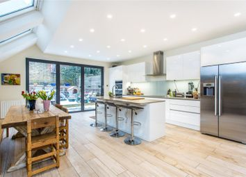 Thumbnail 5 bedroom terraced house for sale in Sedlescombe Road, Fulham, London