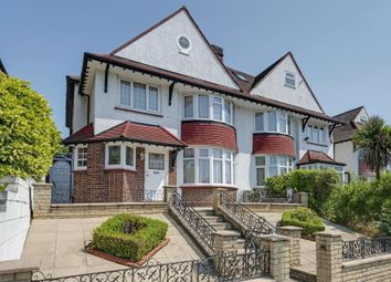 4 bed semi-detached house for sale in Regents Park Road, Finchley, London N3