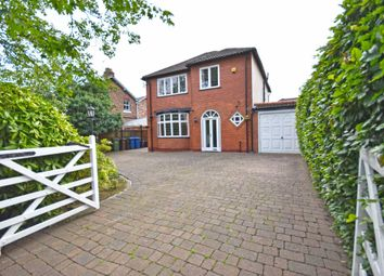 Thumbnail 4 bed detached house for sale in Swann Lane, Cheadle Hulme, Cheadle