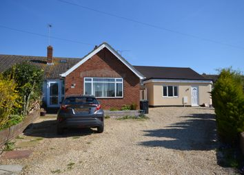 Thumbnail 3 bed semi-detached bungalow for sale in Warner Crescent, Didcot