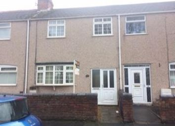 Thumbnail 3 bed terraced house for sale in Brook Road, Shotton, Deeside