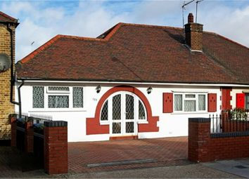 Thumbnail 3 bed semi-detached bungalow to rent in Cairnfield Avenue, London