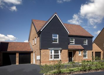 "Thumbnail 5 bed detached house for sale in ""Manning"" at Grove Road, Preston, Canterbury"