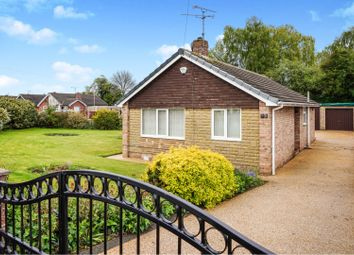 Thumbnail 3 bed detached bungalow for sale in Coniston Road, Askern