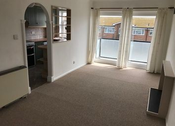 Thumbnail 1 bed flat to rent in Sutton Aveneue, Peacehaven