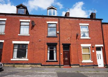 Thumbnail 3 bed terraced house for sale in Cartridge Street, Heywood